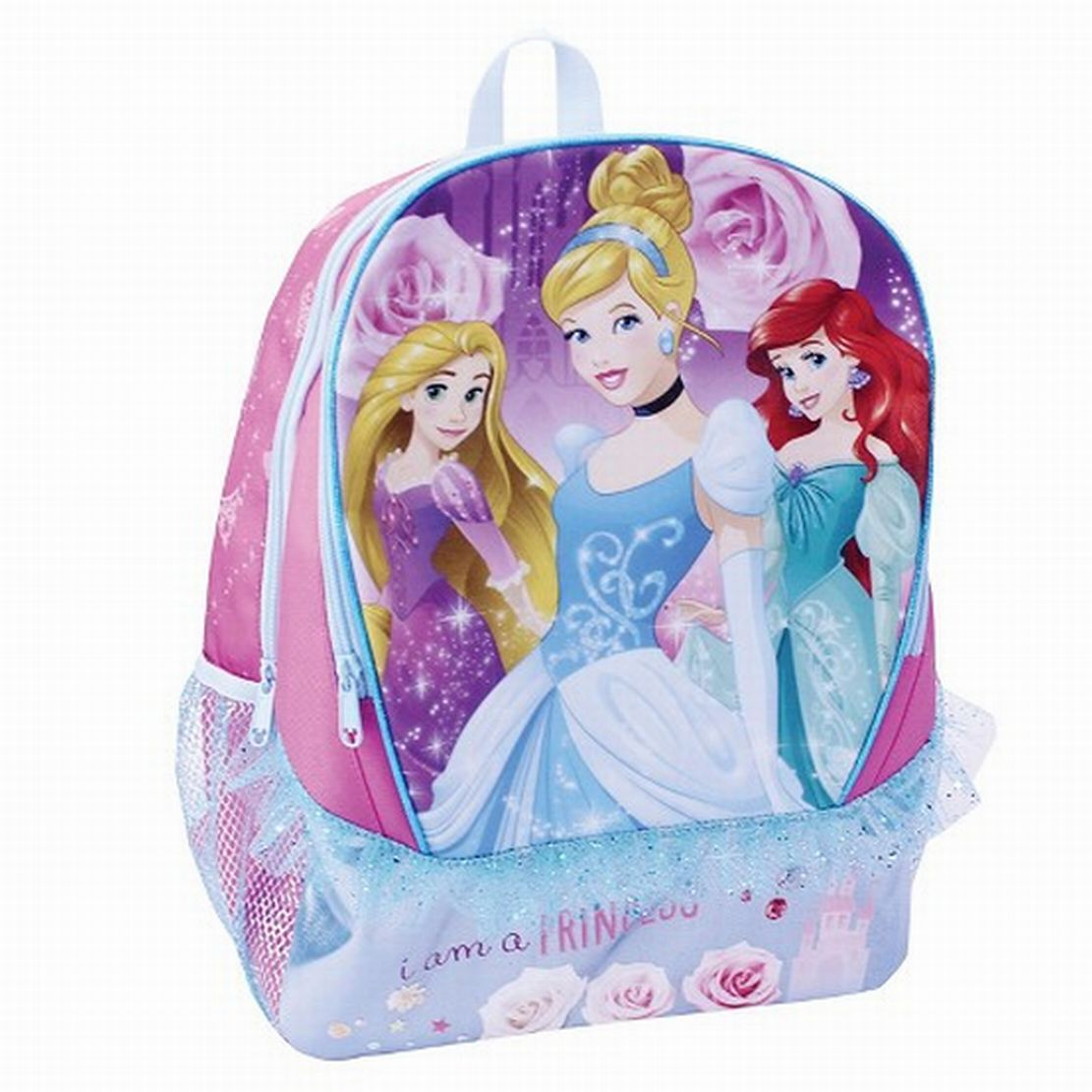 2372bb99d6b Disney princess ariel cinderella backpack kids jpg 450x450 School disney  princess ariel