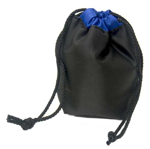 Bower SC917 Small Lens Pouch for Lenses up to 4.5 Inches