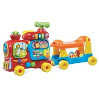 VTech Sit-to-Stand Ultimate Alphabet Train Ride-On Train Toy