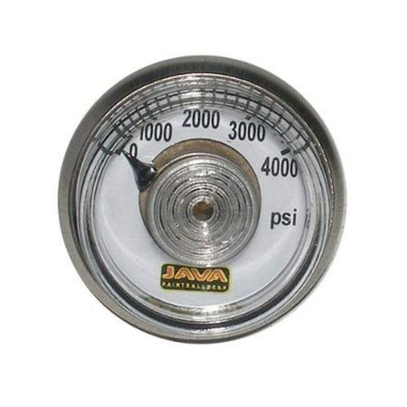 Paintball Micro Gauge 0-4000 psi