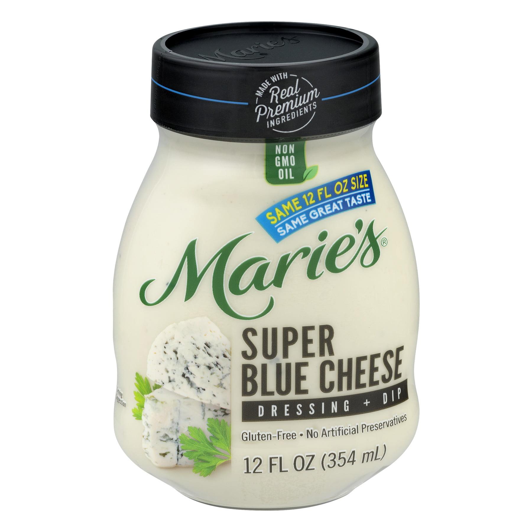 Marie's Super Blue Cheese Dressing & Dip, 12 fl oz
