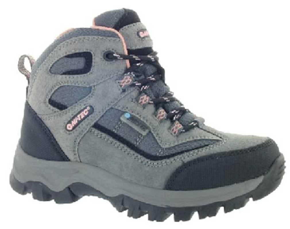 Hi-Tec Boy Hillside Waterproof Junior Boot by Hi-Tec