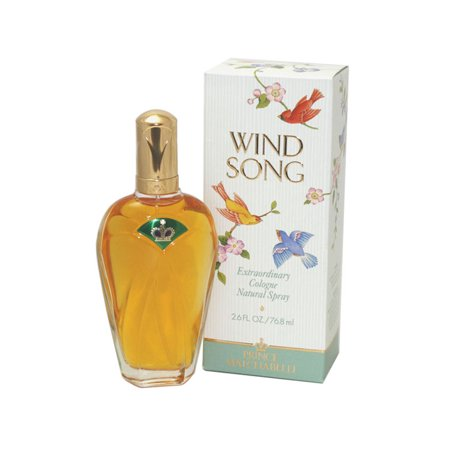 Wind Song Extraordinary Cologne Spray 2 6 Oz   75 Ml