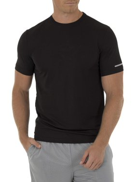Athletic Works Men's and Big Men's Core Quick Dry Short Sleeve T-Shirt, up to Size 5XL