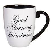 Good Morning Handsome Elegant Coffee Mug