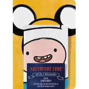 Adventure Time Notebooks: Gender Swap (Set of 3) (Hardcover)