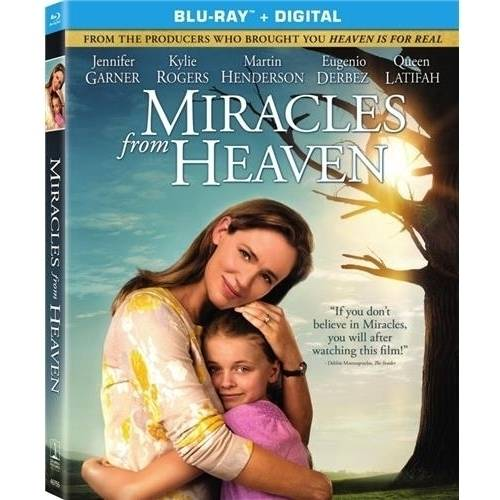 Miracles From Heaven (Blu-ray + Digital HD) (With INSTAWATCH)