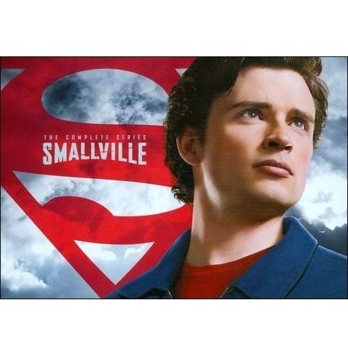SMALLVILLE-COMPLETE SERIES (DVD/62 DISC/10PK)