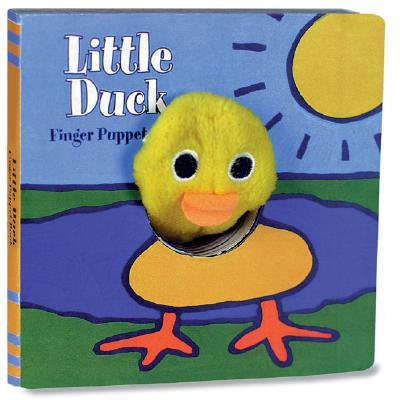 Little Duck: Finger Puppet Book [With Finger Puppet] (Board Book)