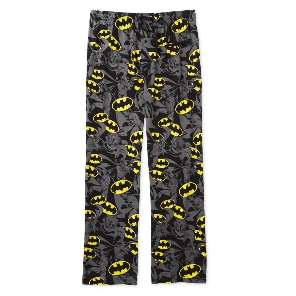 Batman Men's Pajama Pants by Bioworld