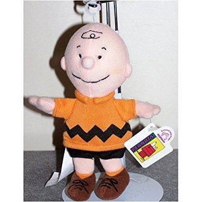 Charlie Brown Stuffed Plush Bean Bag Toy Walmart Com