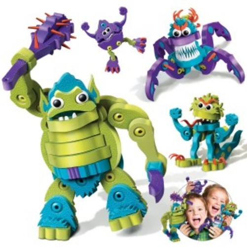 Bloco Ogre and Monsters by Bloco Toys