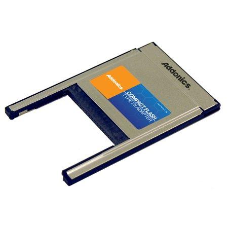 Image of Addonics ADCFPCMCIA Addonics ADCFPCMCIA PC 3-in-1 Card Adapter - CompactFlash Type I, CompactFlash Type II, Microdrive
