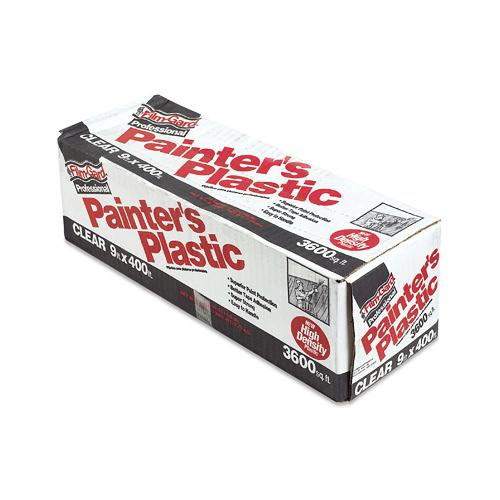 BERRY PLASTICS CORP HD9400 9x400 .35Mil Plastic Film