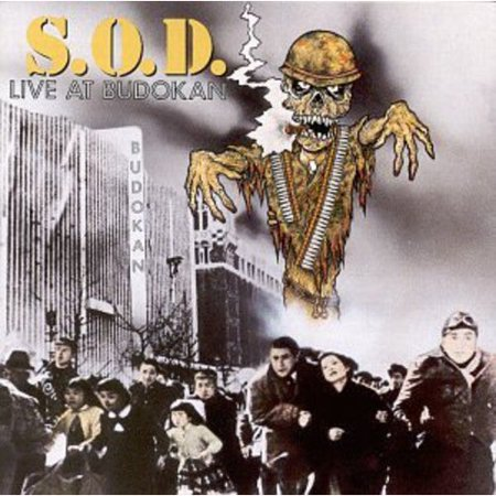 Stormtroopers Of Death  Billy Milano  Vocals   Scott Ian  Guitar   Dan Lilker  Bass   Charlie  Chief Brody  Benante   Drums  Recorded Live At The Ritz  New York On March 21  1992   Includes Liner Notes By Billy Milano  Dan Lilker  Scott Ian And Charles Benante