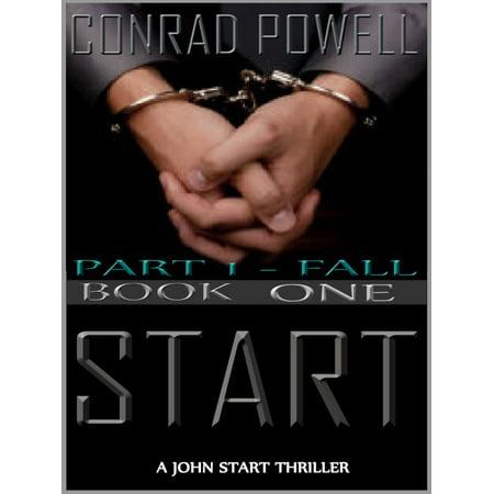 Aston Court One Light - Fall: Part 1 of Start (Detective John Aston Martin Start Thriller Series, Book 1) - eBook