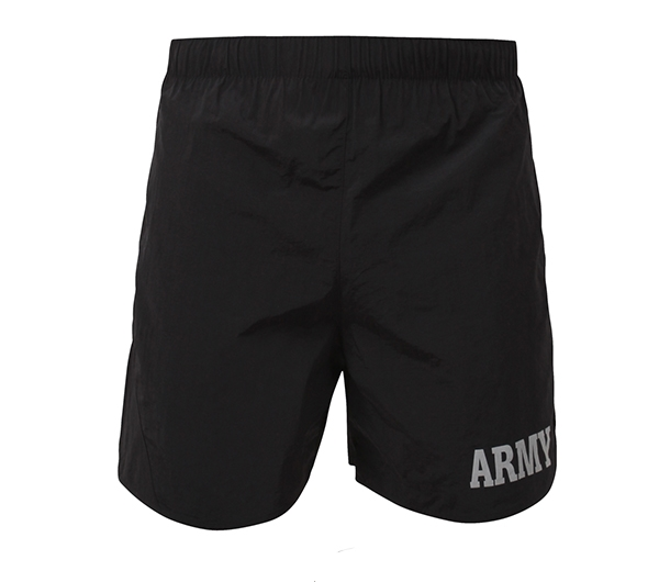 Details about  /Black /& Gold ARMY Physical Training Shorts Men/'s size Small