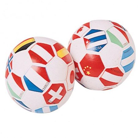 Us Toy Gs175x2 International Soccer Balls   12 Per Pack   Pack Of 2