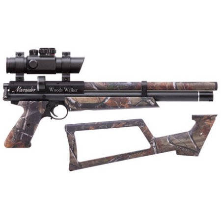 Benjamin Marauder Woods Walker Realtree Ap  22 Air Pistol With Scope