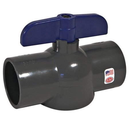 King Ball Valve Threaded 1
