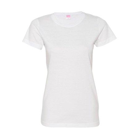 - LAT T-Shirts Women's Fine Jersey Tee 3516