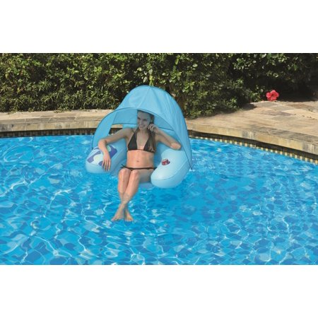 Pool Central 40 5 Quot Inflatable 1 Person Swimming Pool