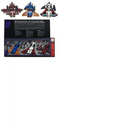 Transformers Platinum Edition Seeker Squadron 3 Pack Walmartcom