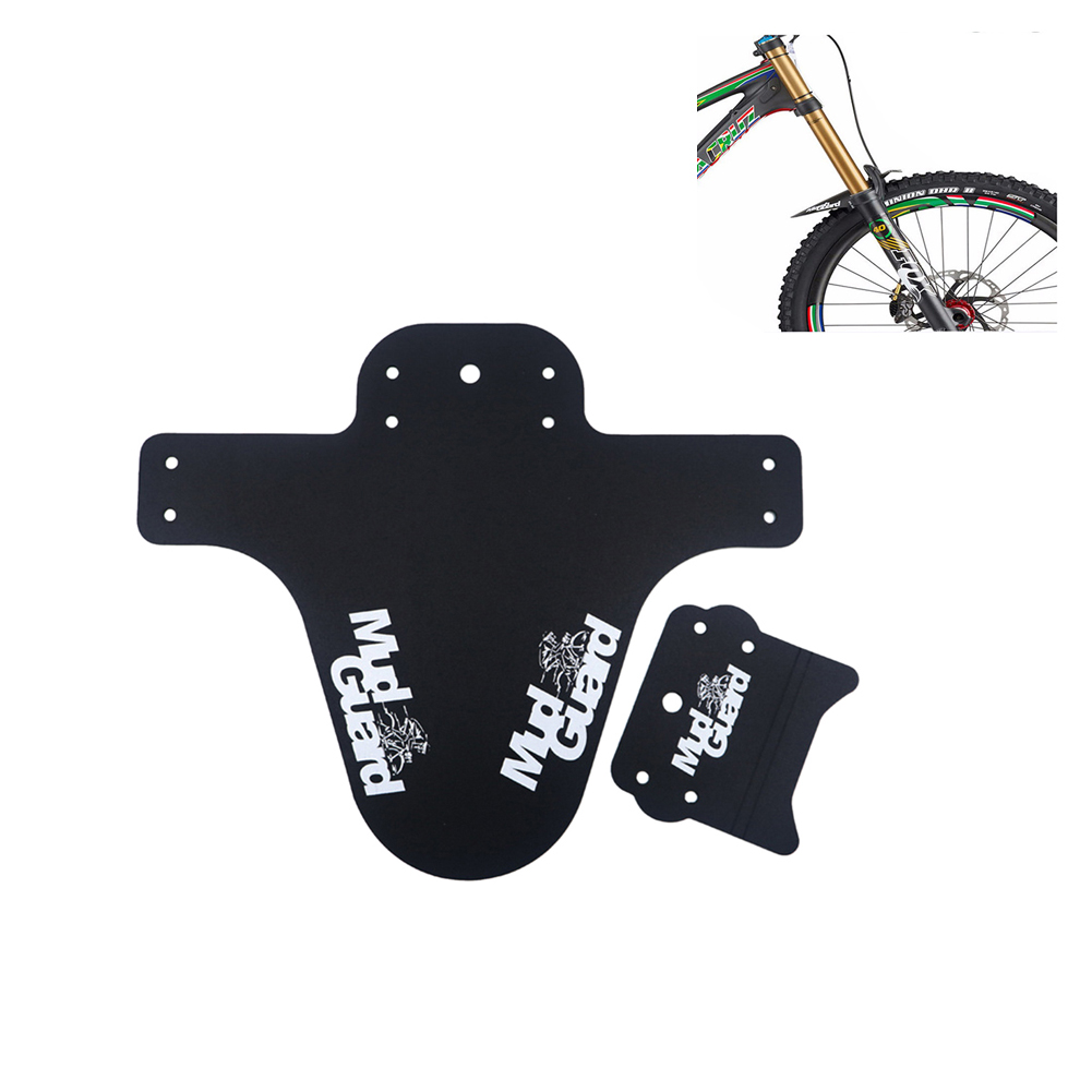 Mountain Bike Colorful Fender Road Bike Fixed Gear Bicycle Water Fender