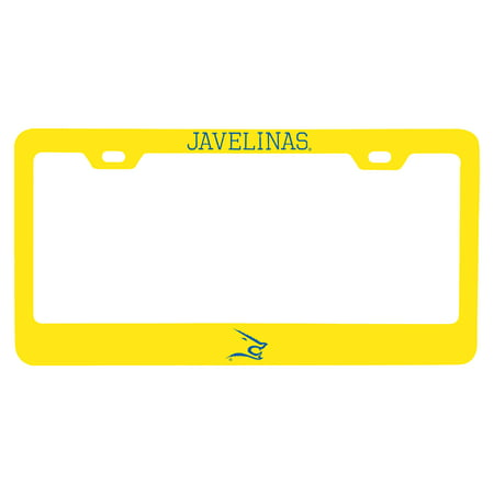 Texas A&M Kingsville Javelinas License Plate Frame