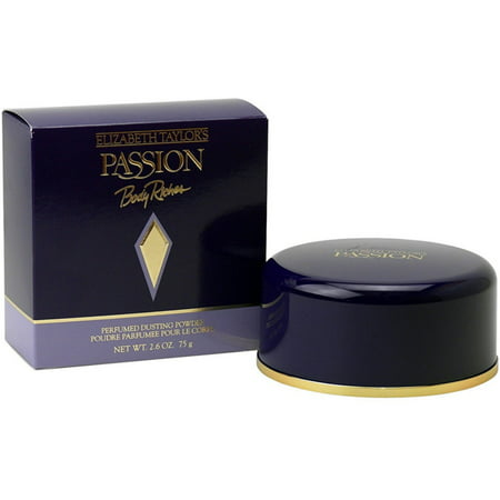 3 Pack - Elizabeth Taylor Passion Perfumed Dusting Powder 2.60 oz