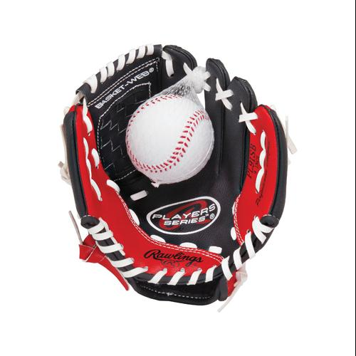 RAWLINGS SPORT GOODS CO Youth Baseball Glove, 9-Inch