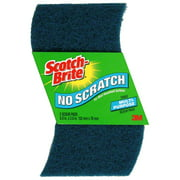 Scotch-Brite No Scratch Multi-Purpose Scour Pads, 3 Pack