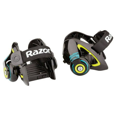 Razor Jetts Heel Wheels - for Ages 6+ and Riders up to 176 lbs