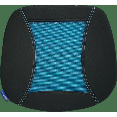 ergodrive cooling gel enhanced portable non slip seat. Black Bedroom Furniture Sets. Home Design Ideas