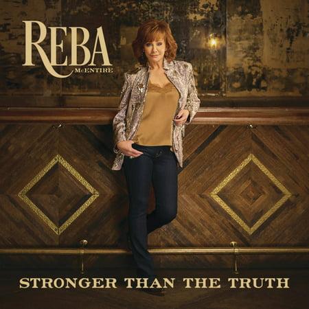 Stronger Than The Truth (CD) (Turn On The Radio Reba Mcentire Karaoke)