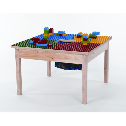 Synergy Management 27'' x 27'' Fun Builder Table
