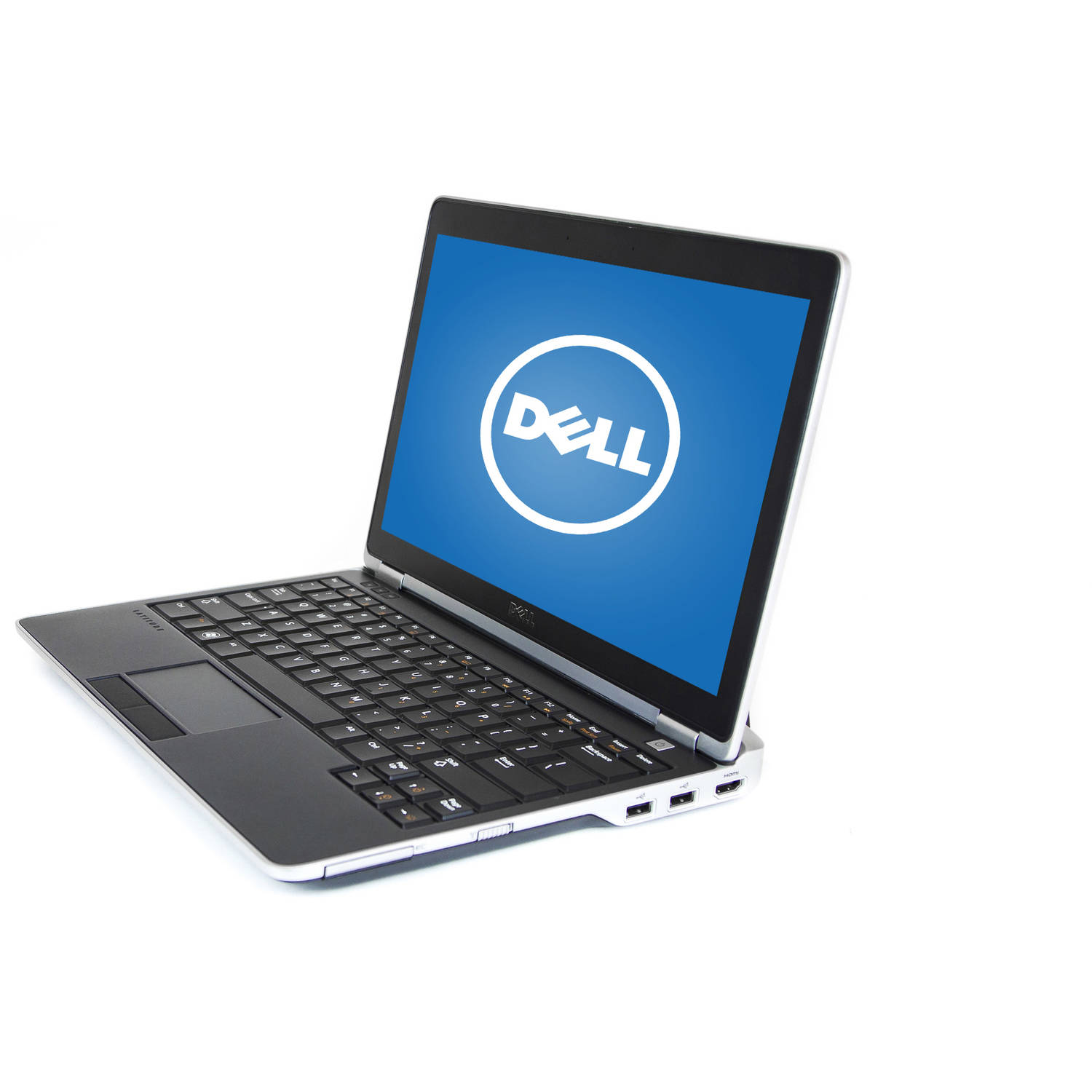 "Refurbished Dell Silver 12.5"" E6220 Laptop PC with Intel Core i5 Processor, 4GB Memory, 320GB Hard Drive and Windows 7 Professional"