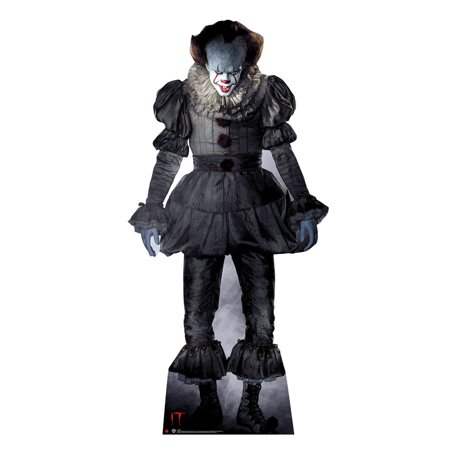 Pennywise from IT Movie 2017 Life-Size Cardboard - Life Size Cutouts