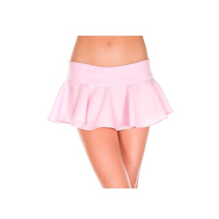 Music Legs 181-PINK Wavy Skirt, Pink - image 1 of 1