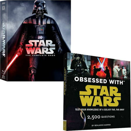 For the Die-Hard Fan: Force Awakens Movie + Trivia Book - Halloween Trivia Hard