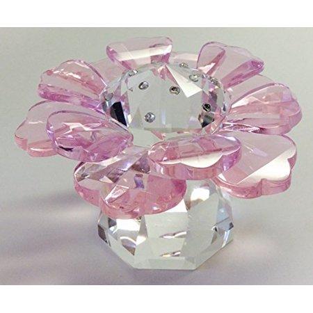 Oleg cassini crystal fleur pink flower paperweight figure walmart oleg cassini crystal fleur pink flower paperweight figure mightylinksfo