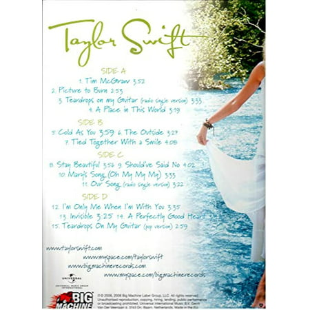 Taylor Swift - Taylor Swift - Vinyl