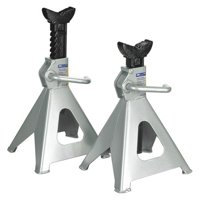 Jack Stands, 4 tons Lifting Capacity, PR OTC