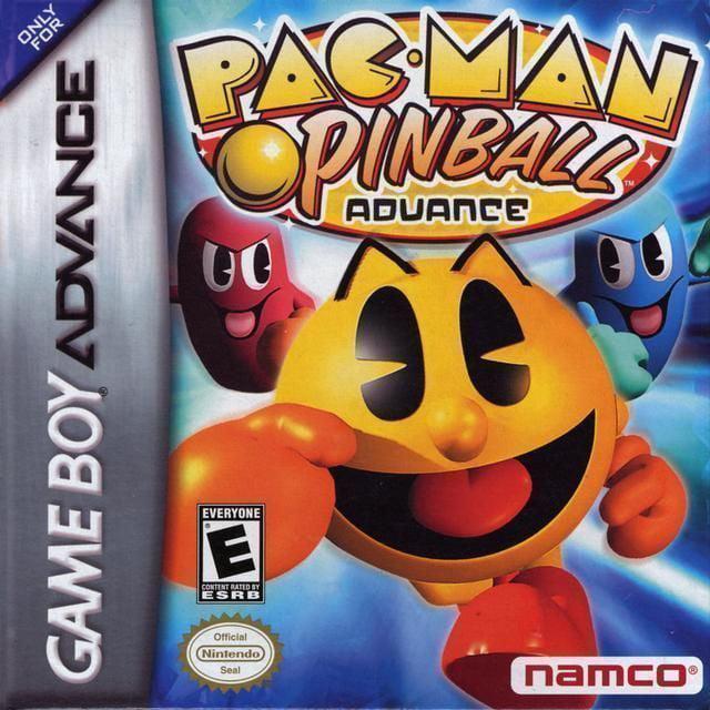 Pac-Man Pinball GBA