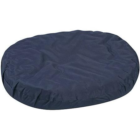 Convoluted Foam Seat Cushion (DMI Convoluted Foam Ring Cushion, Navy, 18