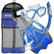 Icon Sea Breeze Proflex Gear Bag, Blue, Small