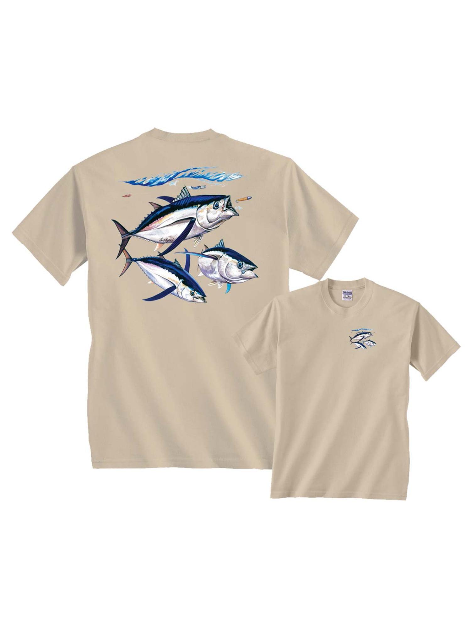 Albacore Tuna Fishing T-Shirt