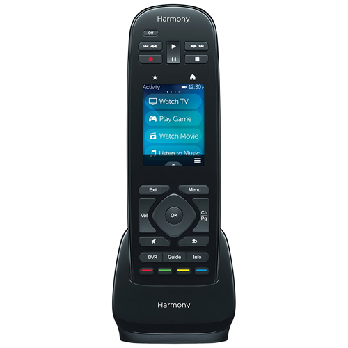 Logitech Harmony Ultimate One IR Remote Control 915-000224 - Refurbished