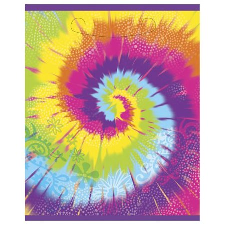 Birthday Party Celebration Tie Dye Swirl Sixties Theme Loot Bags Favors 8 - Cars Birthday Party Theme