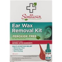 Similasan Ear Wax Removal Kit .33 fl oz